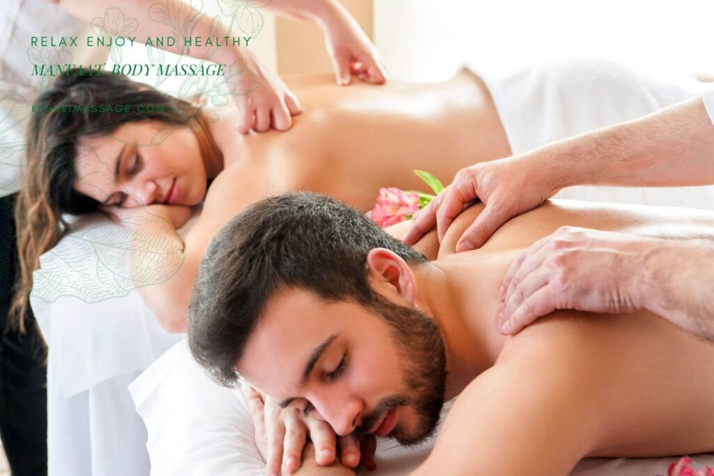 Manfaat Body Massage